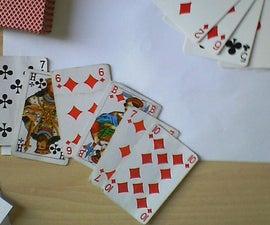 ''stats builder'' card game