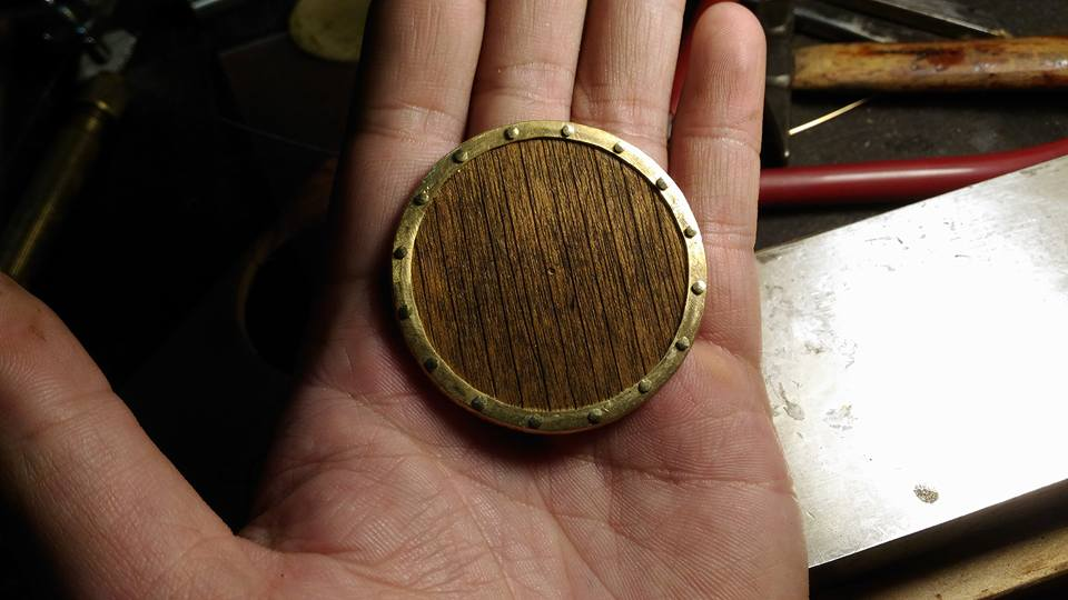 Picture of Viking's Shield
