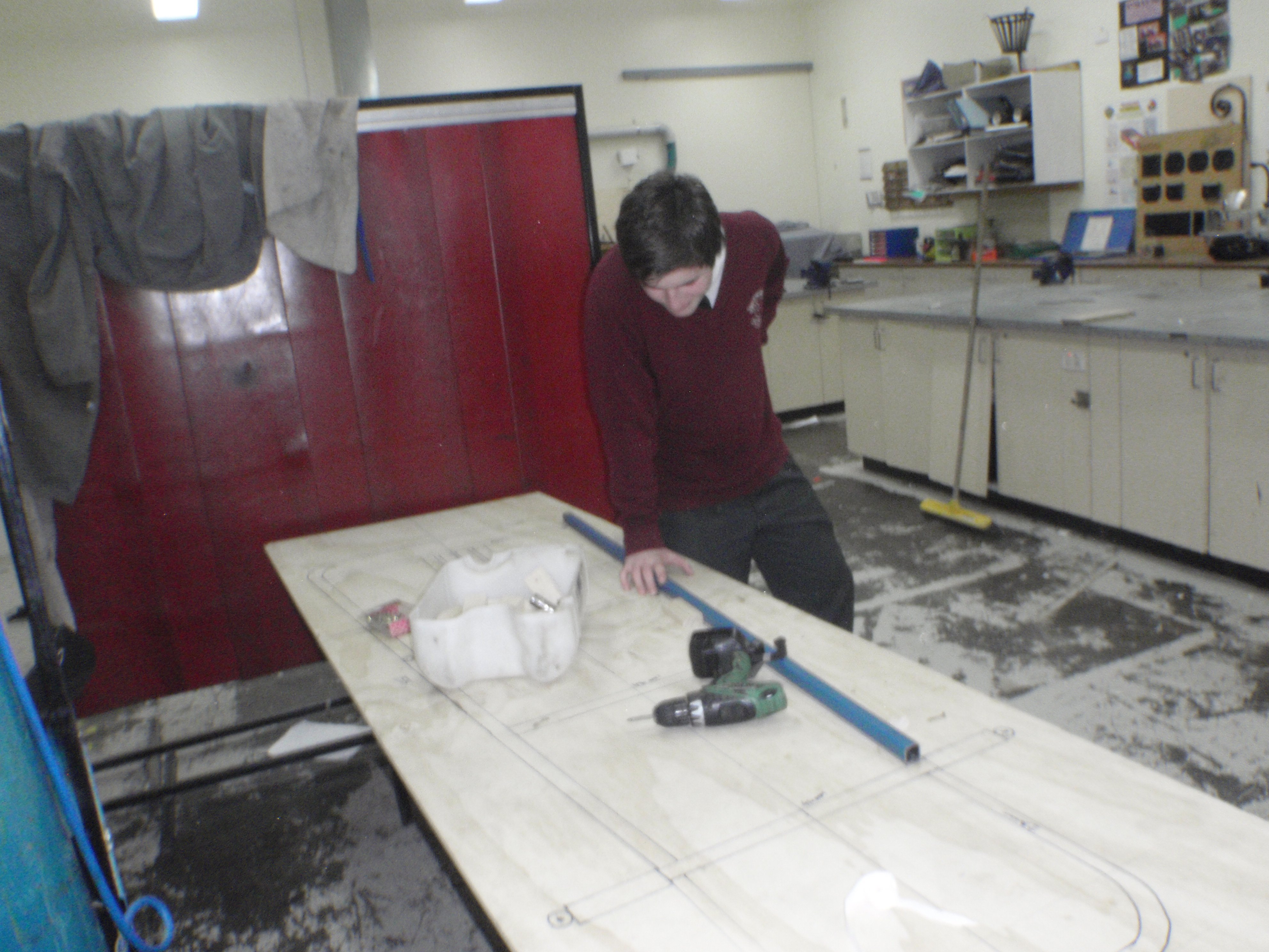Picture of Designing the Frame