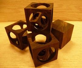 Cube in a cube in a cube in a cube in a .....