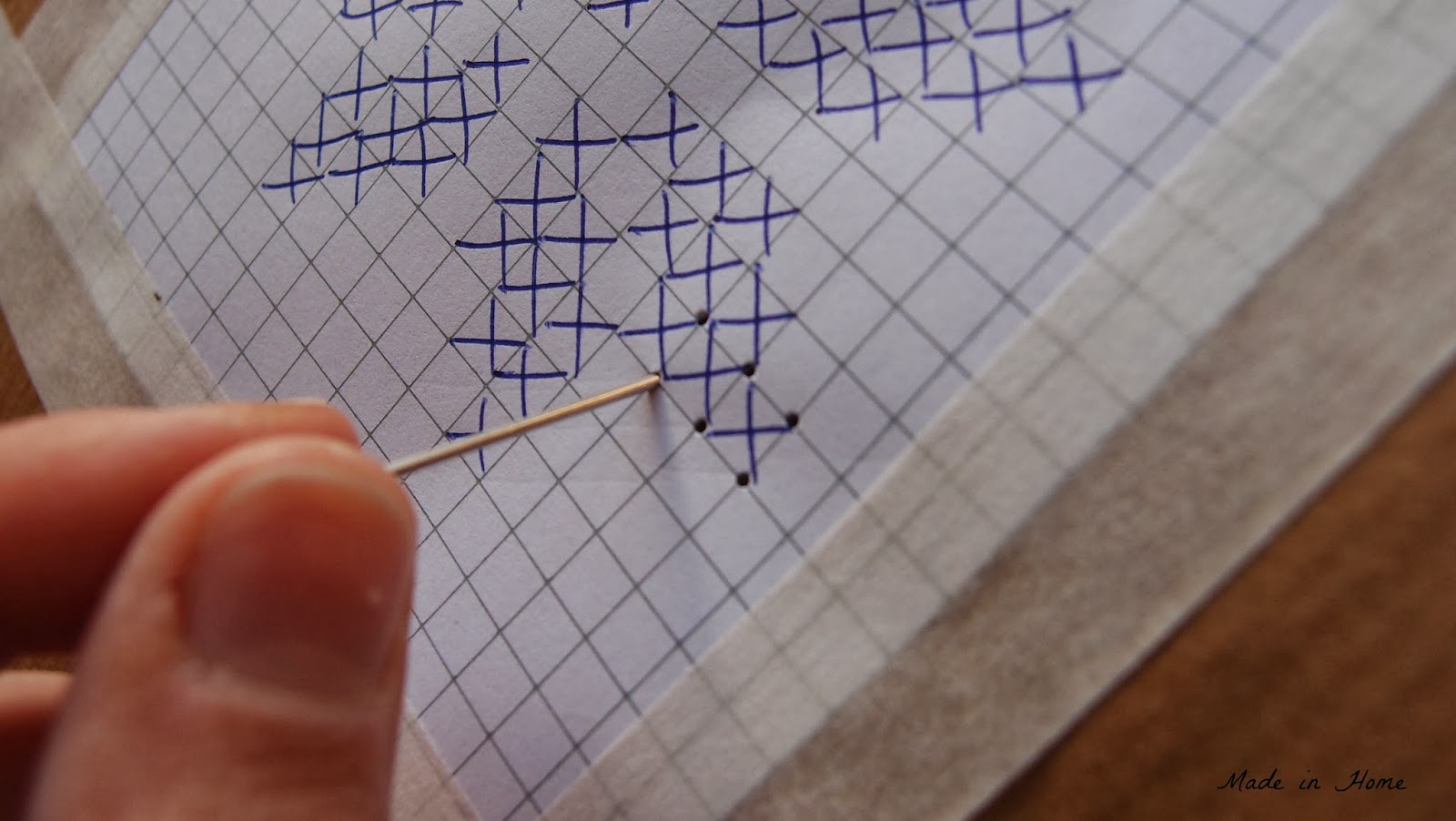 Picture of Cross Stitching