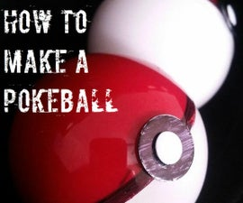 DIY Pokeball: Becoming a Pokemon Master