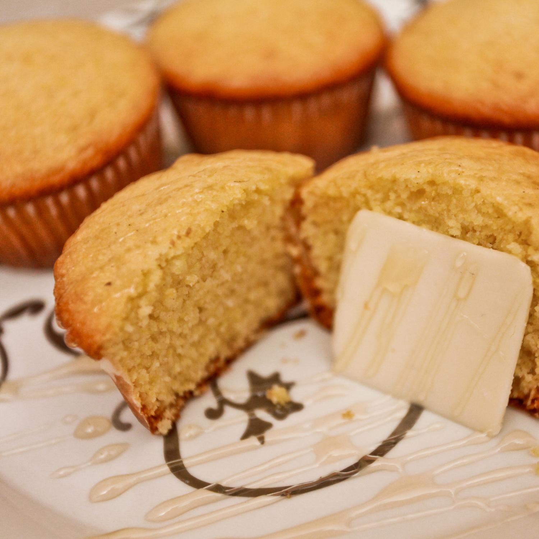 Picture of Cornbread Muffins