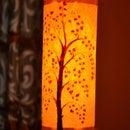 Worli Painted Lamp