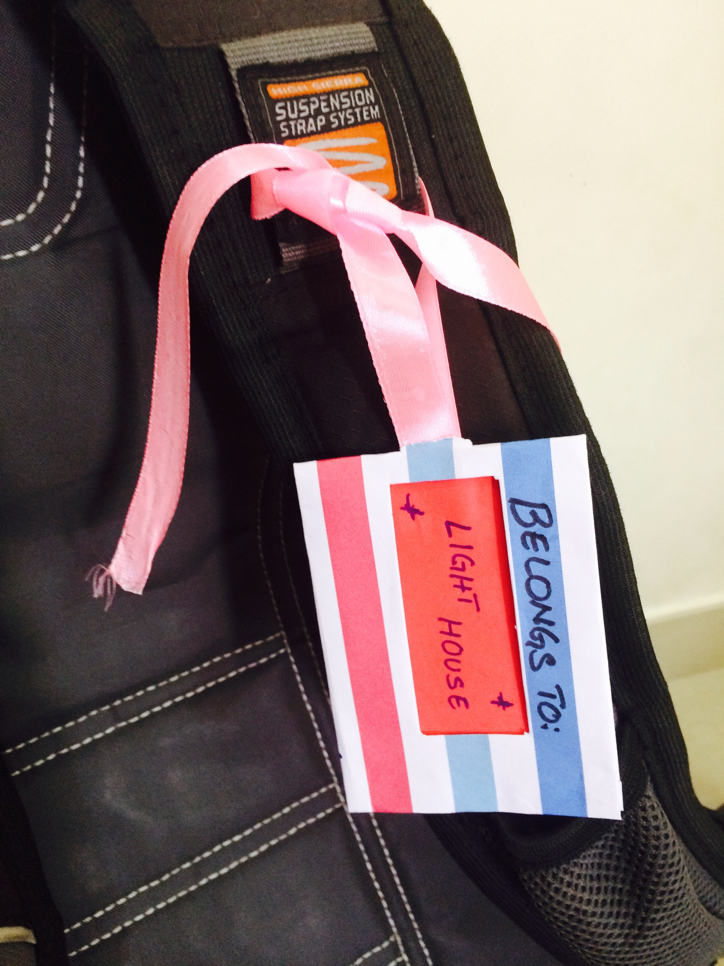 Picture of Easy Backpack Tag