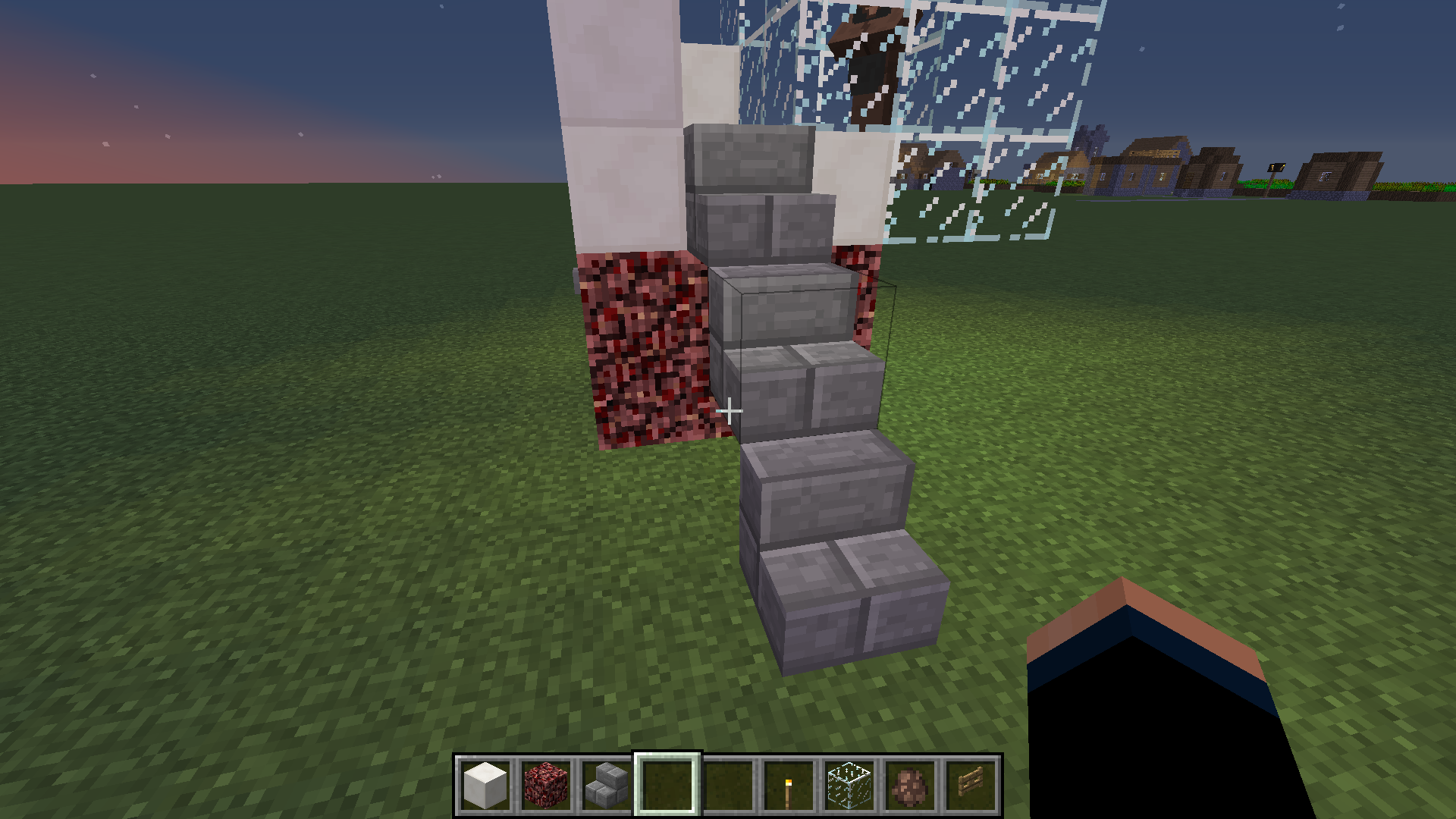 Picture of Make the Stairs to the Trading Center