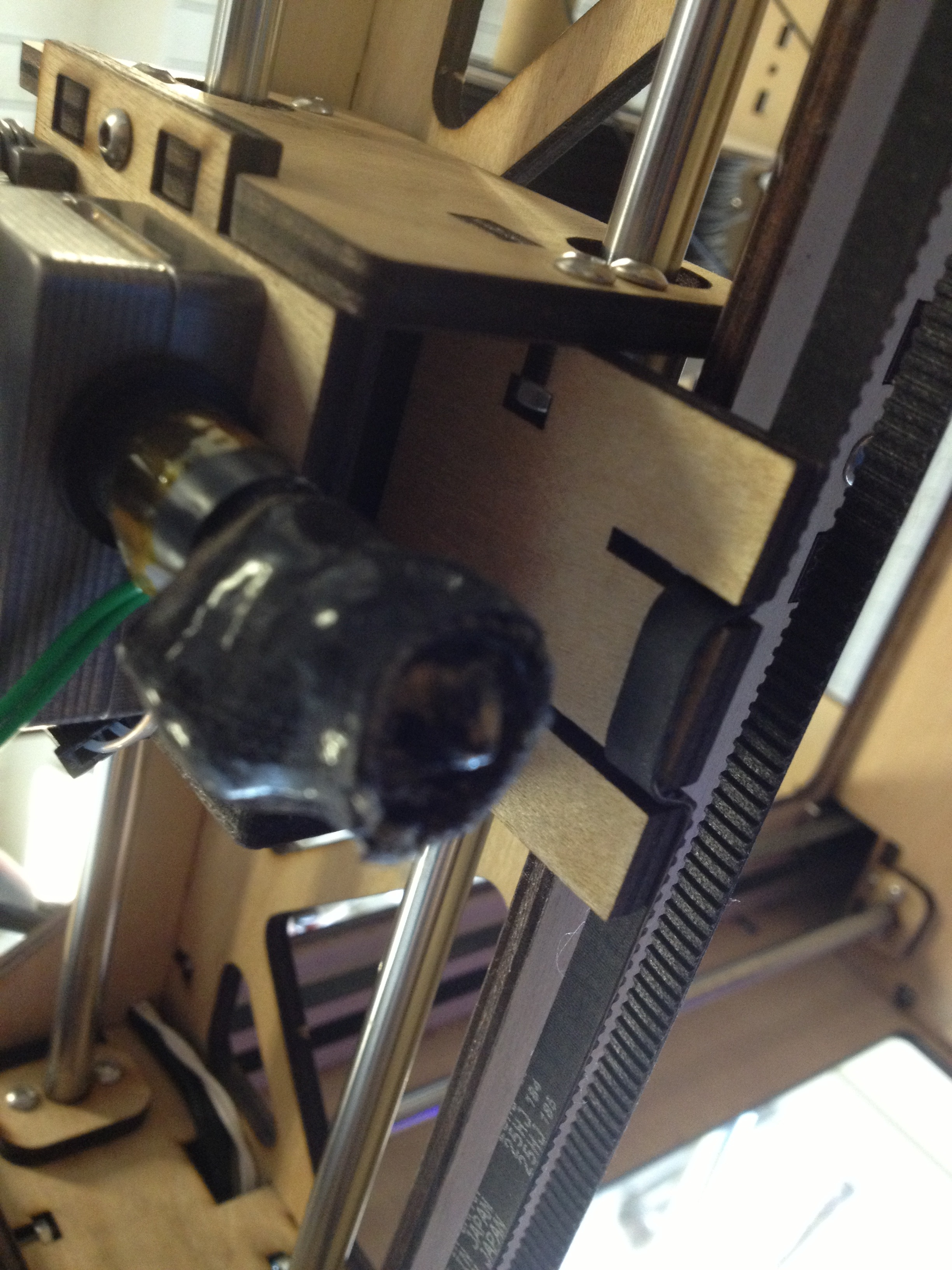 Picture of Cleaning the Nozzle - Getting Rid of Leftover PLA