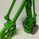 Brazo Robotico De Engranajes Pude Ser Usado Para Impresión 3