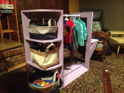 Kids' Costume Wardrobe