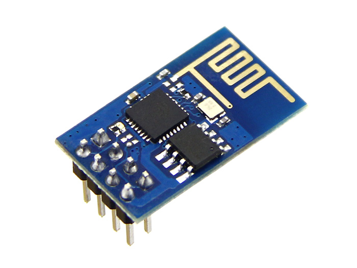 Picture of Wi-Fi Jammer Using ESP8266-01?
