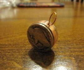 Buffalo Nickel Coin Pendant. Coin Jewelry. Great Gift for Everybody.