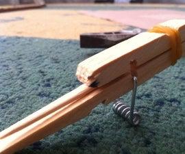 Easy Toohtpick Gun!