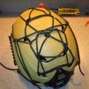 Helmet Paracord Web