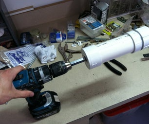 Cheap and Simple Ball Mill