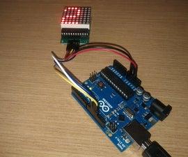 LED Matrix with Arduino