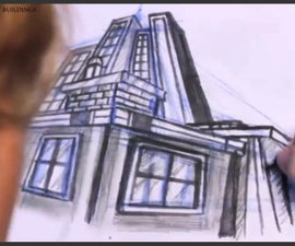 How to Draw a City Landscape