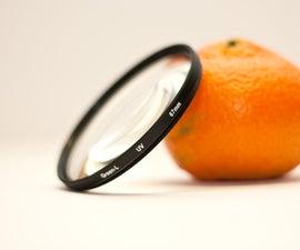 High Quality Aspherical Close Up Lens