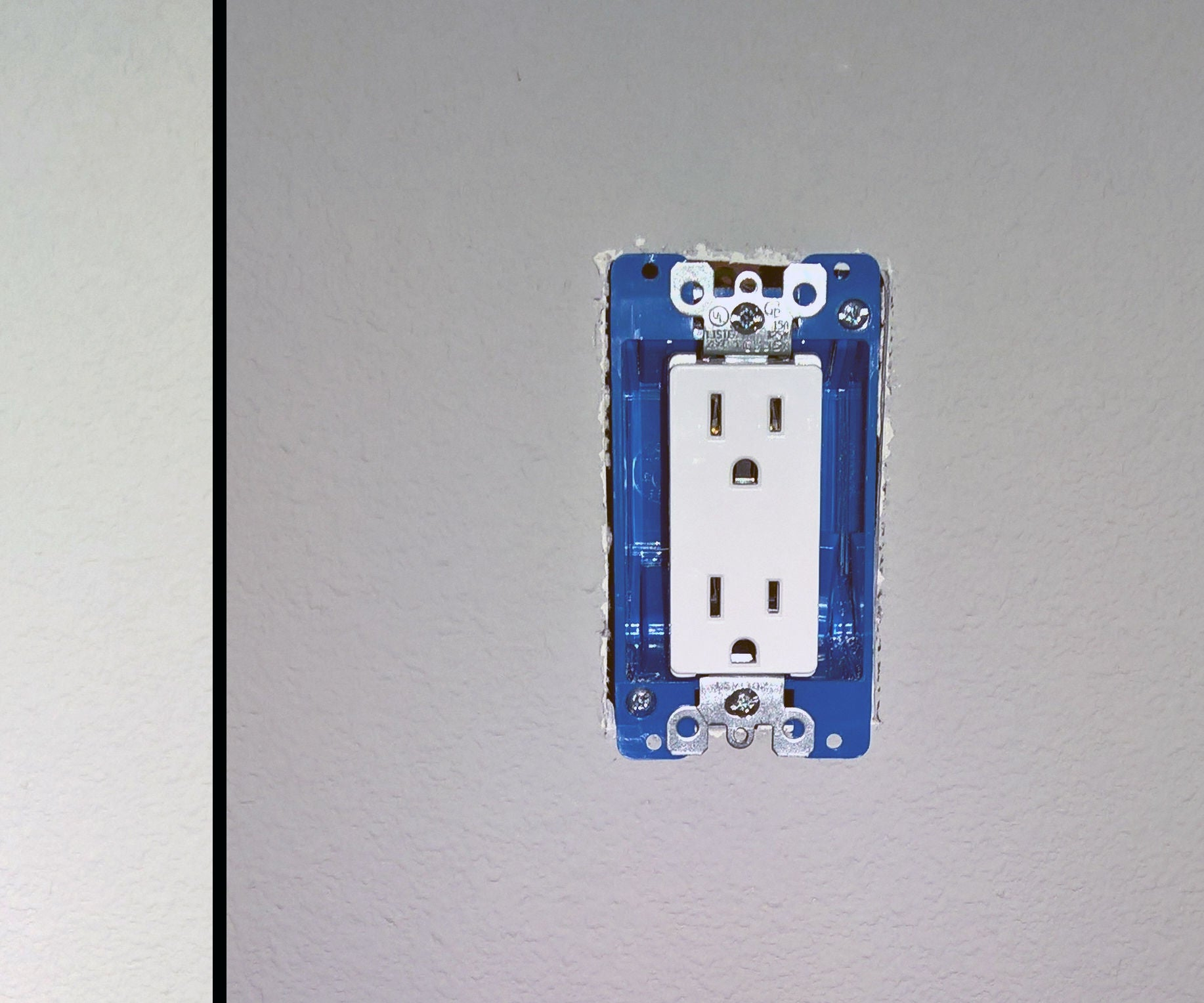 Installing A Standard Electrical Outlet 5 Steps With Pictures Wiring An Pigtail