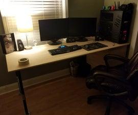 Ultimate Industrial Desk
