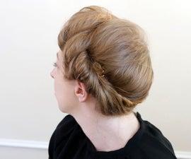 Crown Twist Hairstyle