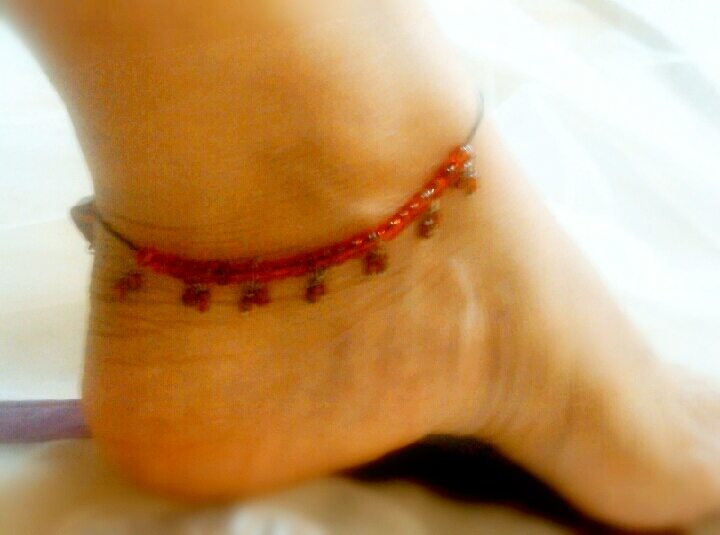 Picture of Anklet- at Home