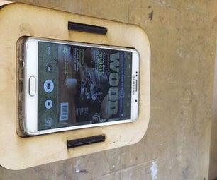 Portable Copier / Projector Using Smartphone (Made in TechShop Detroit)