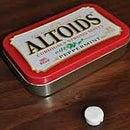 a Altoids tin stamp protecter + more