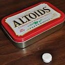 a Altoids tin stamp protecter + more