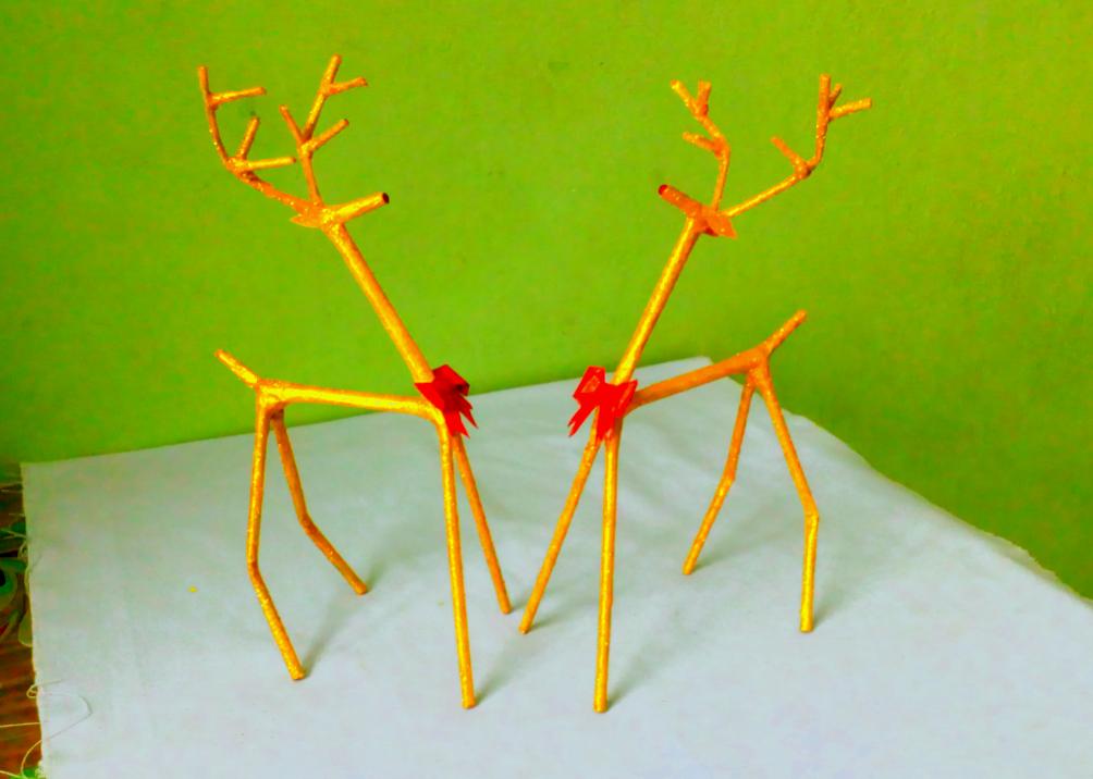 Picture of DIY Reindeers