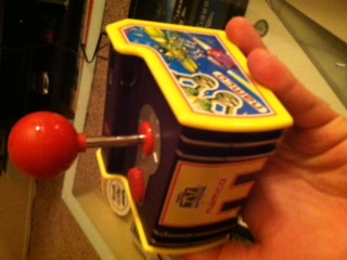 Picture of Home Arcade Game Hack