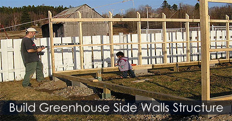 Picture of Step 3: How to Build the Side Walls Structure