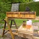 Home Blended Wood Preserver.