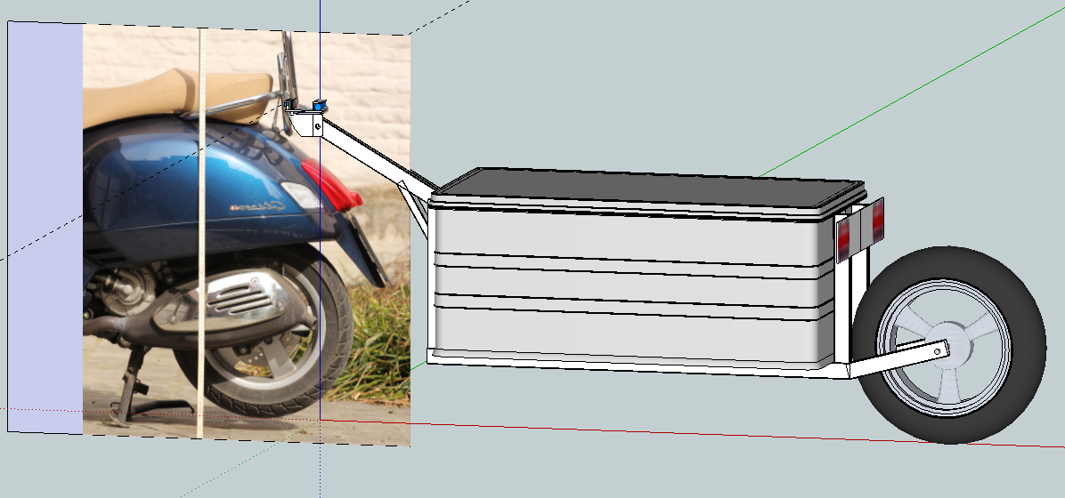 Picture of Google Sketchup Model