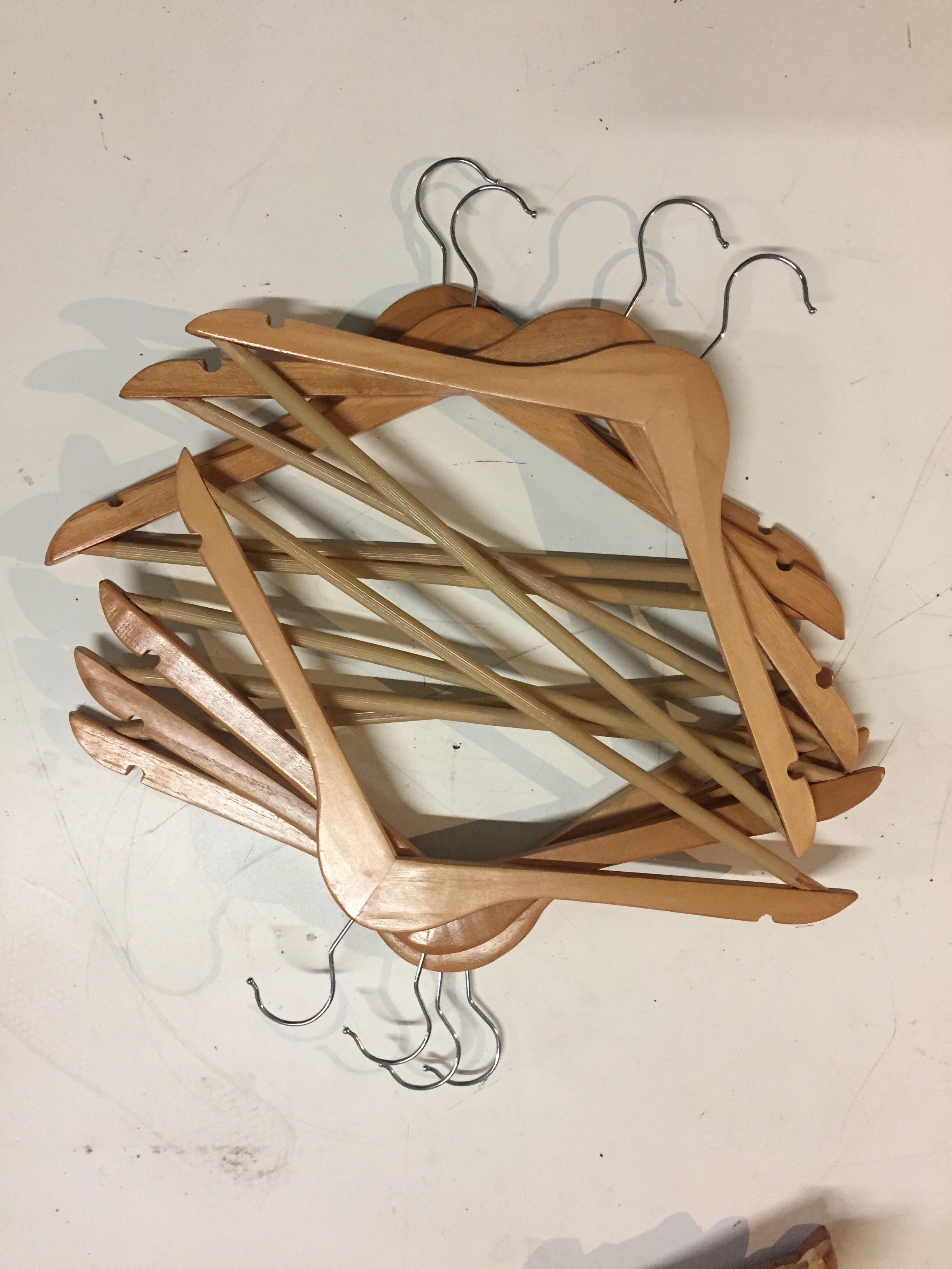 Picture of Wooden Hangers