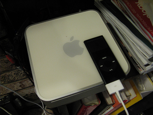 Picture of Boot From the IPod