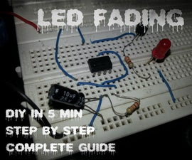 DIY LED Fading