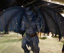 Gargoyle Costume - Goliath Reimagined