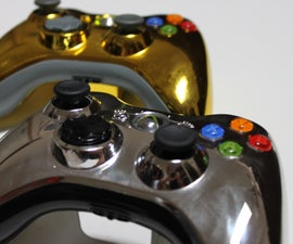 How to Change the Shell for your Xbox 360 Controller