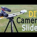 3D Printed Camera Slider - Motorized
