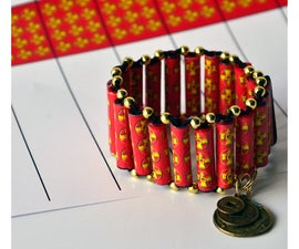 Chinese Inspired Bracelet For the New Year