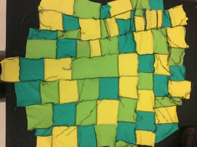 Serge/Sew Pattern Pieces Together