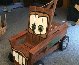 Towmater Adirondack Chair