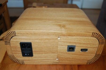 Raspberry Pi Media Player