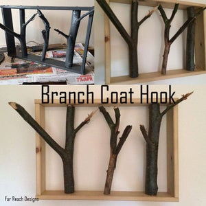 Branch Coat Hook