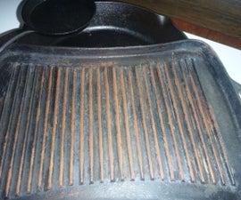 Cast Iron Rehad