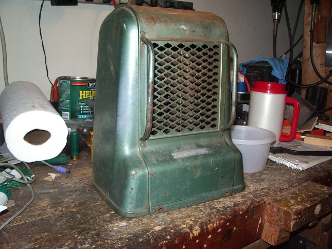 Picture of Modernize a Vintage Heater