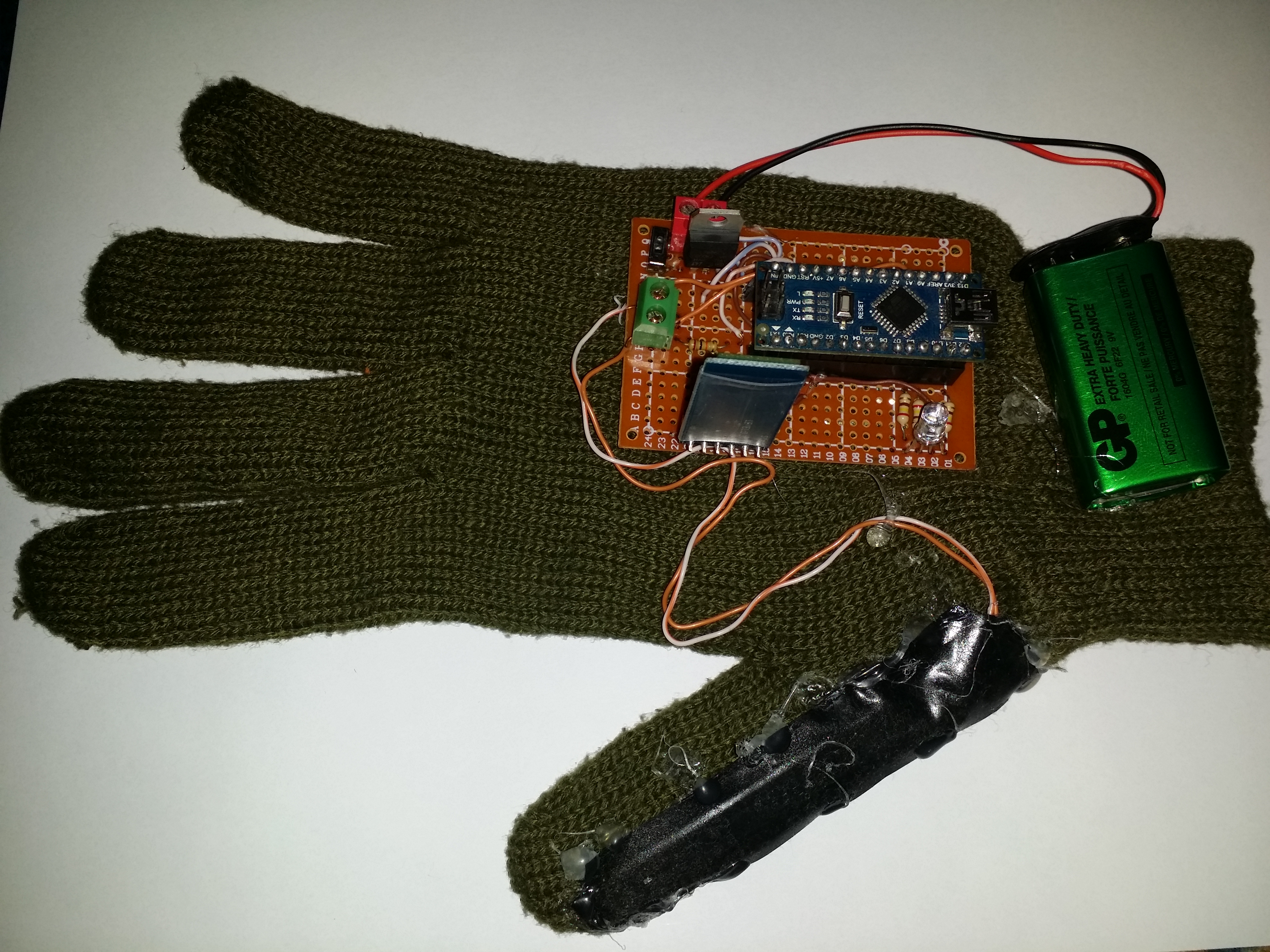 Picture of The Glove