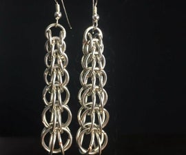 Tapered Chain Earrings