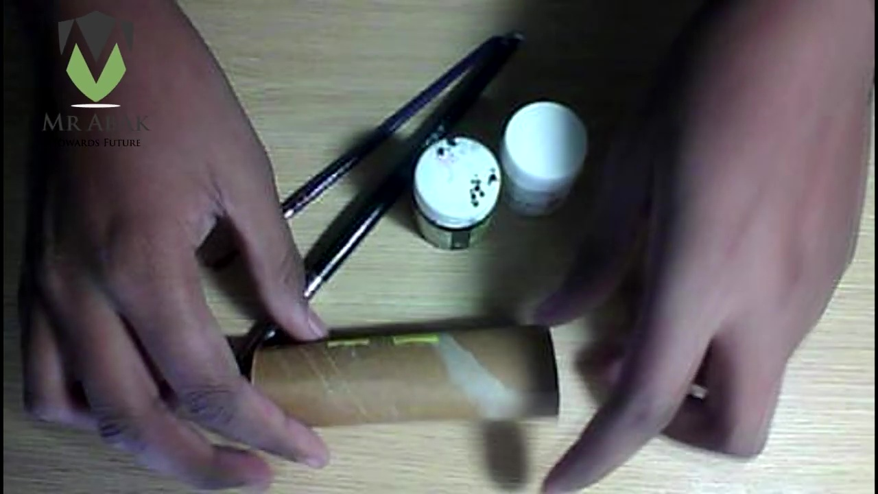 Picture of Painting the Handle...