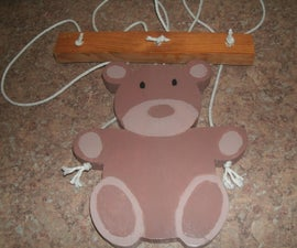 Antique Toys: Rope Climbing Bear